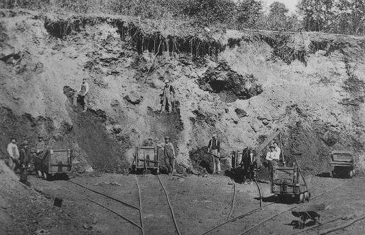 Wisconsin Mines