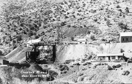 Nevada Mines