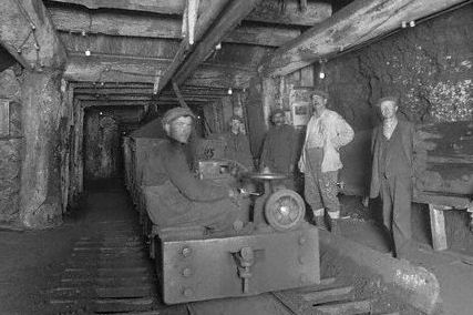 Compressed Air Car >> MN Underground Mining